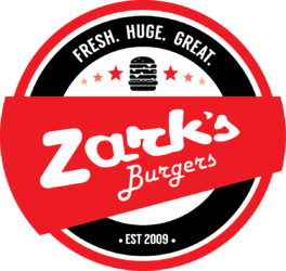 Image result for zark's burger logo
